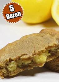 Sugar Cookie STUFT with Lemon Bar – Five (5) Dozen