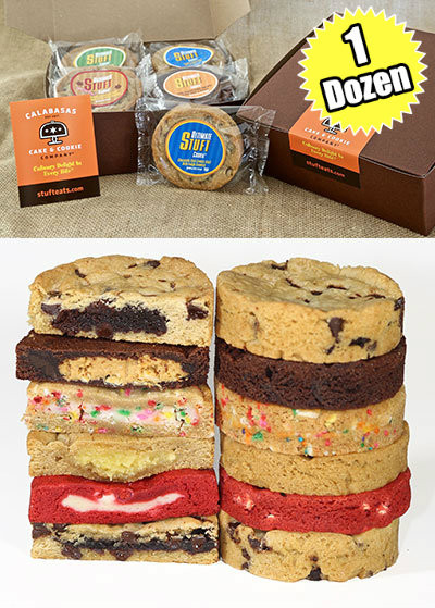Assorted Cookies - All Flavors