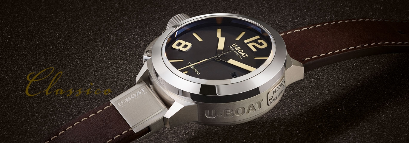 U-BOAT Classico Watch Collection