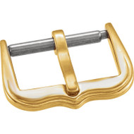 Designer Watch Buckle in 14k Gold or 18k Gold