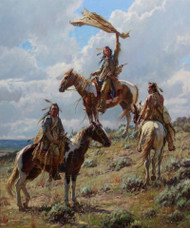 Apsaalooke Signal Maker by Martin Grelle
