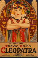 Cleopatra 1917 Movie Poster Lithograph