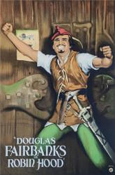 Douglas Fairbanks in Robin Hood