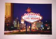 Betty Willis Welcome to Fabulous Las Vegas Nevada