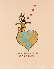 The World Could Use More Hugs