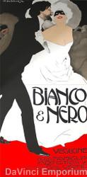 Bianco e Nero 2 Sheet