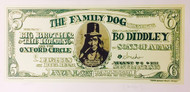 The Family Dog Dollar Bill