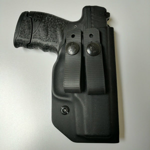 IWB Holster w/2 Soft Loops