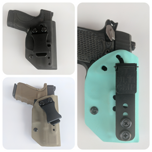 Multi Hardware IWB Holster