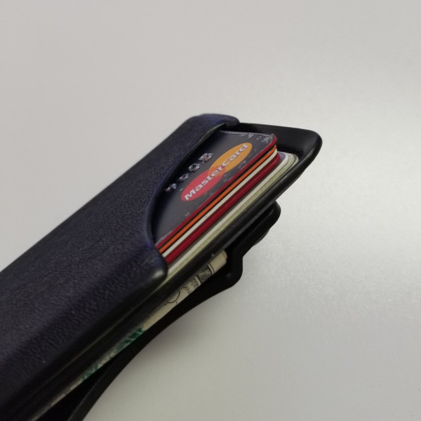 Kydex Wallet with Clip
