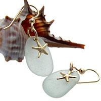 seafoam-sea-glass-with-gold-shell-charmed-earrings.jpg