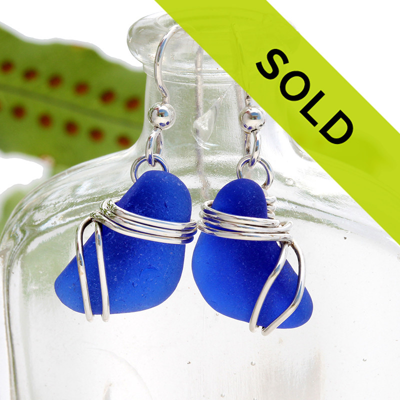 santa blue los shop earrings and silver sterling search mexican castillo glass