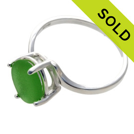 SOLD, Sorry this Sea Glass Ring is NO LONGER AVAILABLE!