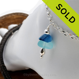 Sorry this Sea Glass Jewelry piece has been SOLD