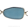 A stunning piece of sea glass jewelry perfect for any beach lover!