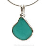 I promise that you will be thrilled with this sea glass jewelry piece!