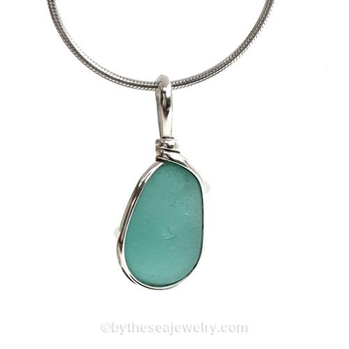 A beautiful piece of Sea Glass Jewelry