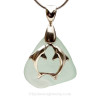 Stunning and timeless this Sea Glass Necklace is bound to be a hit!
