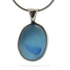 This is the EXACT Sea Glass Necklace Pendant you will receive!