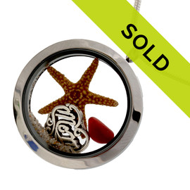 This locket has been sold!