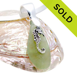 Sorry this Sea Glass Necklace is NO LONGER AVAILABLE.