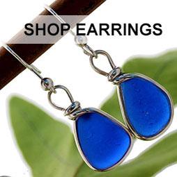 Shop Sea Glass Earrings