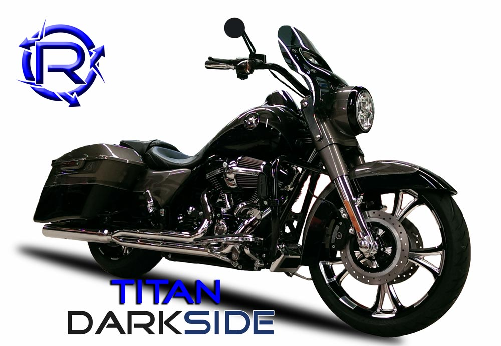 Titan DarkSide Wheels