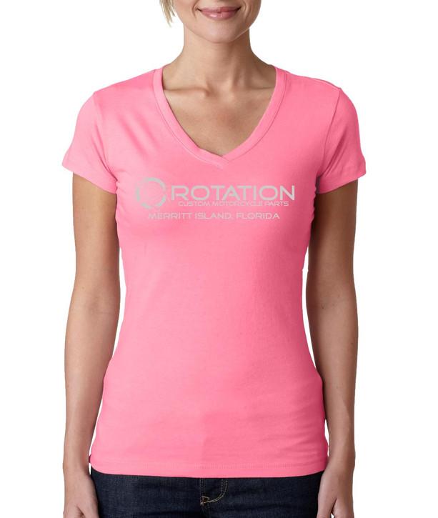Rotation Womens Vintage T-Shirt