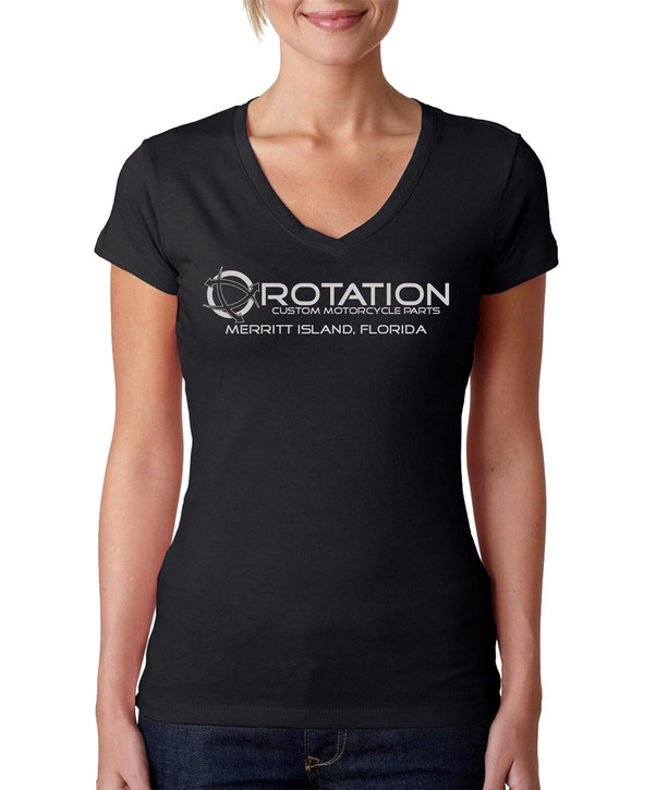 Rotation Womens Vintage T-Shirt