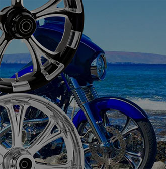 Custom Motorcycle Wheels