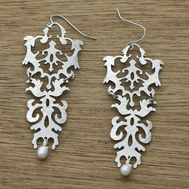Chandelier Earrings