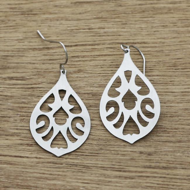 Empire earrings