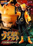 G.E.M.Series Naruto Shippuden Uzumaki Six Paths Sage Mode 1/8 PVC Figure