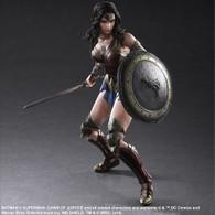 Batman v Superman: Dawn of Justice Play Arts Kai Wonder Woman Action Figure