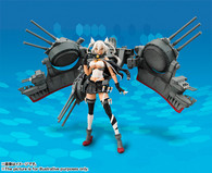 BANDAI Armor Girls Project Kantai Collection Musashi Kai
