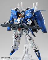 Metal Robot Spirits Ka signature SIDE MS Ex-S Gundam Action Figure
