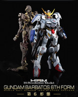 1/100 High-Resolution Model Gundam Barbatos 6th Form Plastic Model Kit