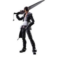 Dissidia Final Fantasy Play Arts Kai Squall Leonhart Action Figure