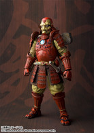Meisho MANGA REALIZATION Iron Samurai Iron Man Mark 3 Action Figure