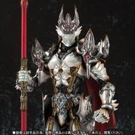Makaikado White Night Knight Dan Action Figure