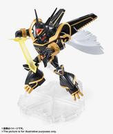 Nxedge Style [Digimon Unit] Alphamon Action Figure