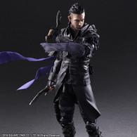 Kingsglaive Final Fantasy XV Play Arts Kai Nyx Ulric Action Figure