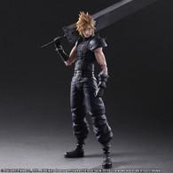 Final Fantasy VII Remake Play Arts Kai No.1 Cloud Strife Action Figure