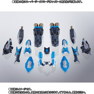 DX Chogokin Super Parts for VF-31J Siegfried (Hayate Immelmann Custom)