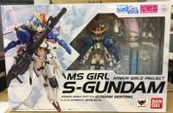 Armor Girls Project MS Girl Superior Gundam Action Figure