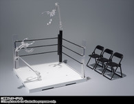 Soul Stage ACT.Ring Corner (Neutral Corner) & Folding Chair SET