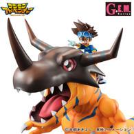 G.E.M.Series Digimon Adventure (Greymon & Yagami Taichi) PVC Figure