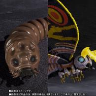 S.H.MonsterArts Mothra adult & Mothra Larval Special Color Ver.