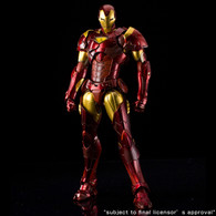 Sentinel IRON MAN #02 Extremis Armor