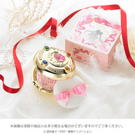 BANDAI Premium Sailor Moon Miracle Romance Makeup Powder Ver 2 NEW